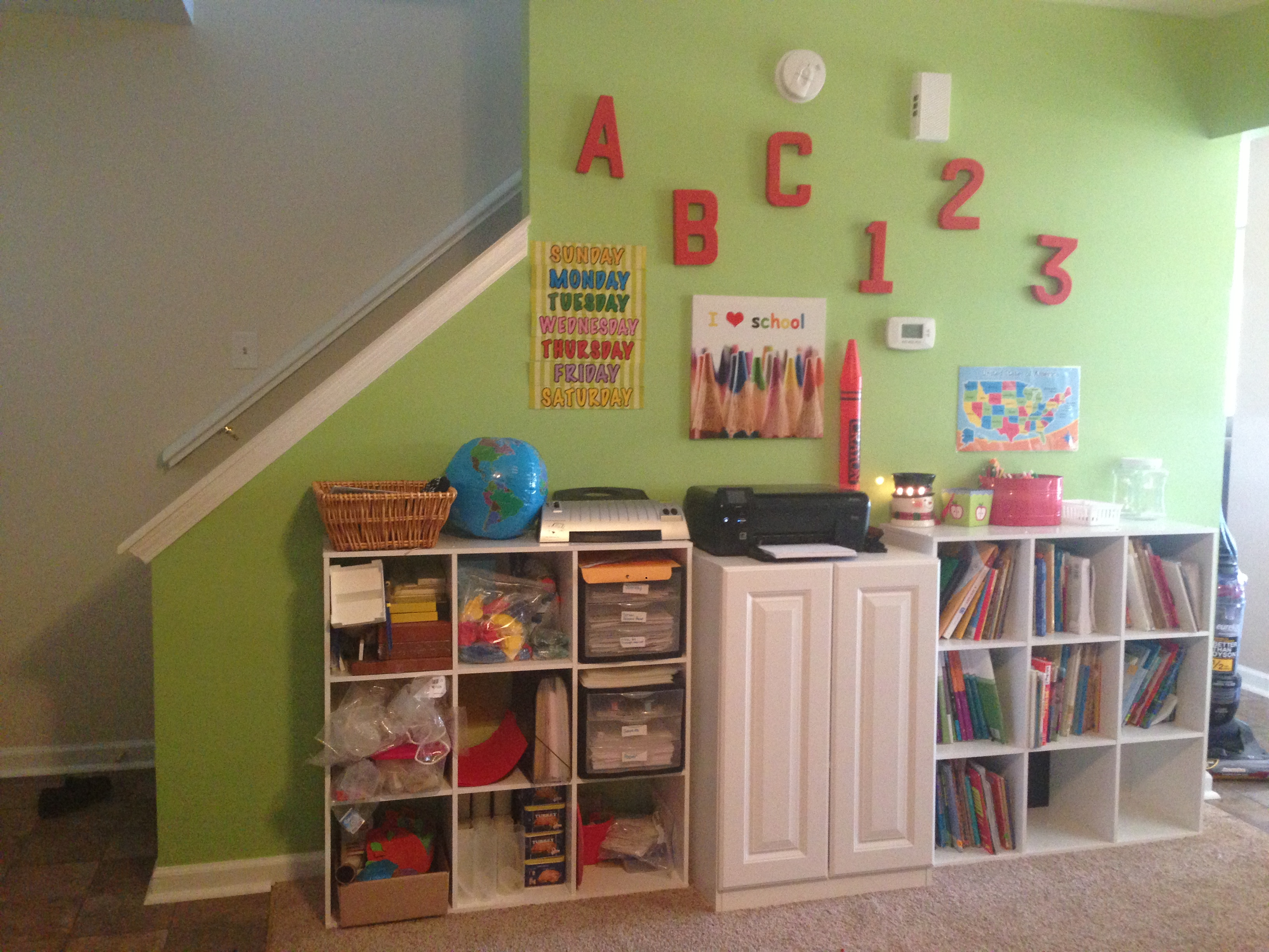Online school classroom | Back to School: Coolest Learning Spaces